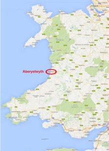 Karte-Aberystwyth