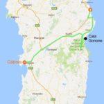 Cábras liegt ganz im Westen