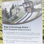 Eröffnungsdaten der RSB (Rigi-Scheidegg-Bahn)