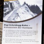 Konzessionsdaten der RSB (Rigi-Scheidegg-Bahn)